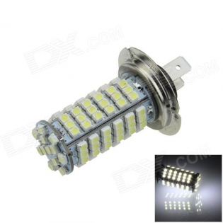 enlarge LED bulb H7 8W 450lm 120-SMD 1210 LED