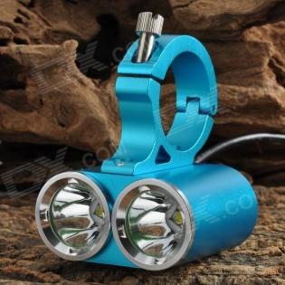 enlarge Bike Headlamp 600lm 2-Cree XM-L T6