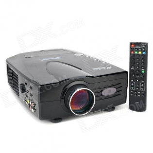 enlarge LED Projector VisionTek XP528LUWV 800 x 480