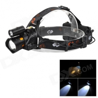 enlarge LED Headlamp Mosquito-repellent CREE XM-L T6