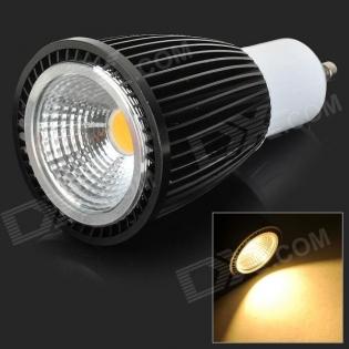 enlarge LED bulb GU10 9W 280lm 3000K