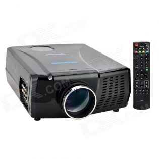 enlarge LED Projector VisionTek XP728LUNX