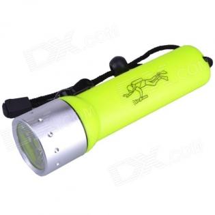 enlarge LED Flashlight SingFire SF-603C 250LM