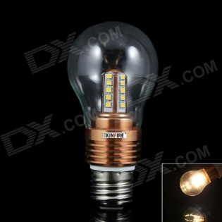 enlarge LED bulb KINFIRE E27 5W 350lm 3000K