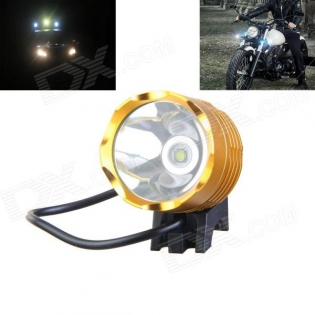 enlarge LED headlight for motorcycle KINFIRE U-T6Y 12V 600LM 6800K
