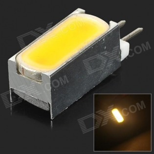 enlarge LED bulb G4 2W 90lm 4000K 1-COB LED