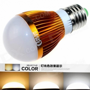 enlarge LED bulb CXHEXIN G27-3+3 E27 6W 360lm