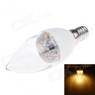 enlarge LED bulb E14 3W 220lm 3000K