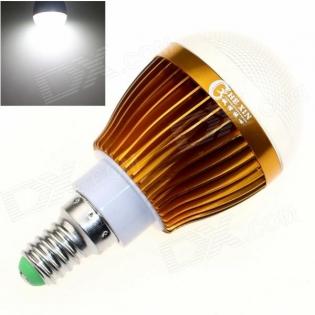 enlarge LED bulb CXHEXIN G14-8 E14 8W 640lm 6000K