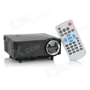 enlarge Mini LED Home Theater Projector BarcoMAX XP7S