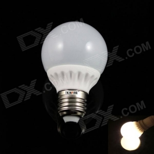 enlarge LED bulb KINFIRE Ceramic E27 5W 380 Lumen 3000K