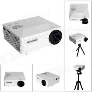 enlarge Portable LED projector Geekwire LP-6B