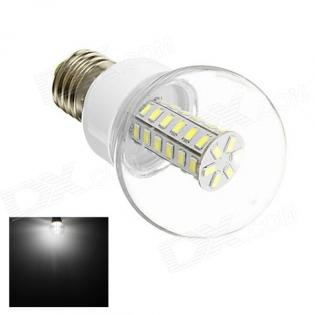 enlarge LED bulb GCD E27 6W 280lm 6000K