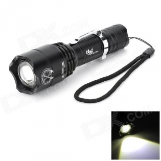 enlarge LED Flashlight Pange 5-Mode Rotate Zooming 700LM Cree XM-L T6