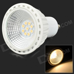 enlarge LED bulb GU10 5W 380lm 3200K