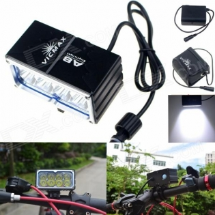 enlarge LED Bicycle Light VICMAX A8 2800lm 8 x Cree XM-L T6