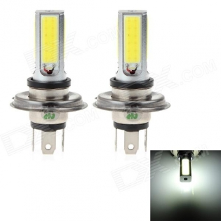 enlarge LED bulb HJ H4 24W 2200lm 6000K 4-COB LED