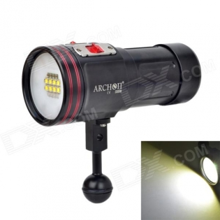 enlarge LED Flashlight ARCHON D36VR 5200lm 8 x CREE XM-L2 U2 + 4 x XP-E N3