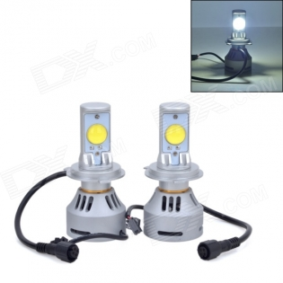 enlarge LED bulbs AX-4HL-H4-3200LM H4 36W 3200lm 6500K 2 x Cree