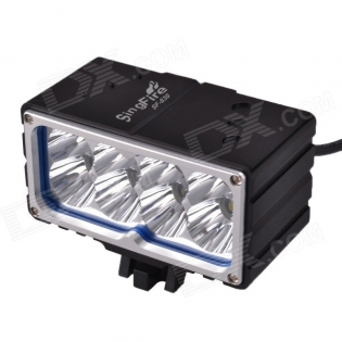 enlarge Headlamp for Bicycle SingFire SF-830 8-CREE XML2 U2 6400LM
