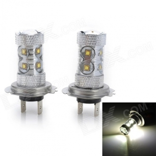 enlarge LED bulb Marsing H7 50W 4000lm 6500K