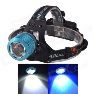 enlarge LED headlamp SingFire SF-645L 250lm 2 x CREE XPE R2