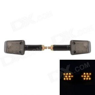 enlarge Motorcycle LED turn signals MZ Universal 0.4W 40LM 8-LED
