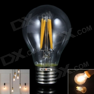 enlarge LED bulb KINFIRE E27 4W 240lm 3000K