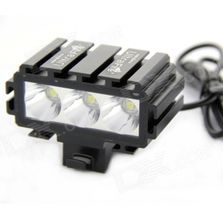 enlarge LED bike headlight UltraFire LW-02352J 2000lm 3x Cree XM-L2 T6