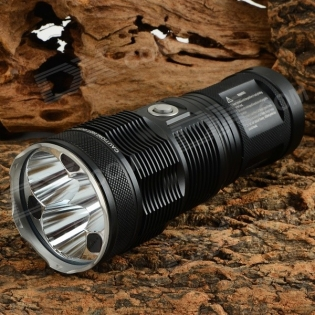enlarge LED Flashlight NITECORE TM15 2450lm 3x Cree XM-L2 U2