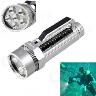 enlarge LED Diving Flashlight KINFIREKF600