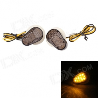 enlarge LED turn signals MZ 0.5W 100lm 12-LED for Yamaha