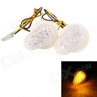 enlarge LED Turn signals MZ 0.5W 100lm 12-LED for Yamaha