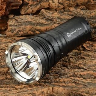 enlarge LED Flashlight Sunwayman M60C 2500lm 3x Cree XM-L2 U2