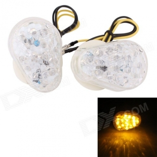 enlarge LED turn signals MZ 0.5W 120lm 15-LED for Kawasaki