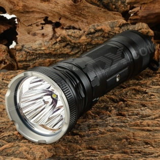 enlarge LED Flashlight JETBeam RRT3 1950lm 3x Cree XM-L T6