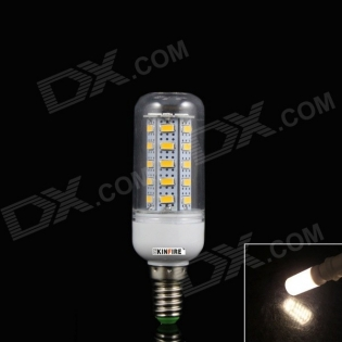 enlarge LED bulb KINFIRE E14 5W 400lm 3500K
