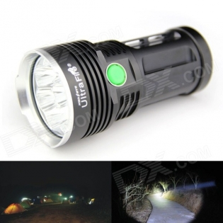 enlarge LED Flashlight UltraFire 8XT6  5000lm 8x Cree XM-L T6