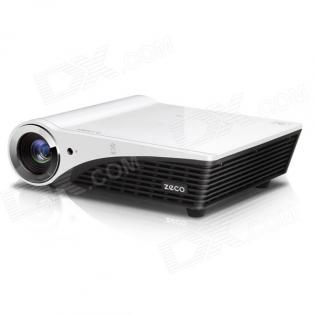 enlarge 3D LED projector Zeco CX5 Quad-Core DLP HD