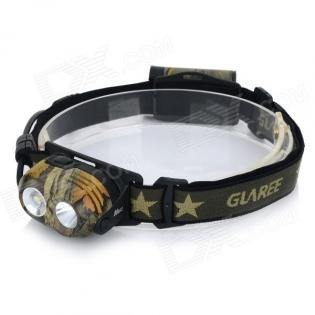 enlarge LED Headlamp GLAREE M60 130lm