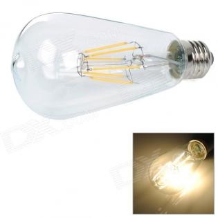enlarge LED bulb E27 6W 550lm 3200K