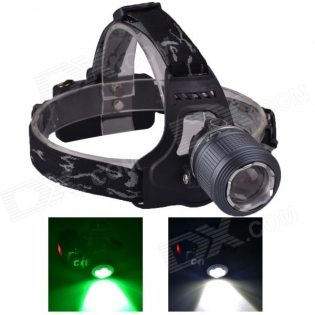 enlarge LED Headlamp SingFire SF-647G 2-LED Cree XP-E R2