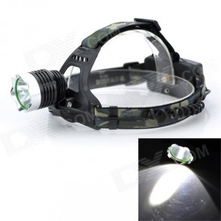 enlarge LED Headlamp 10W LED 800lm