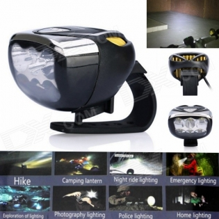 enlarge Bike LED light ZHISHUNJIA 6-LED 1000lm