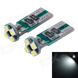 enlarge LED bulbs E0126 T10 1W 18lm 6000K (2PCS)