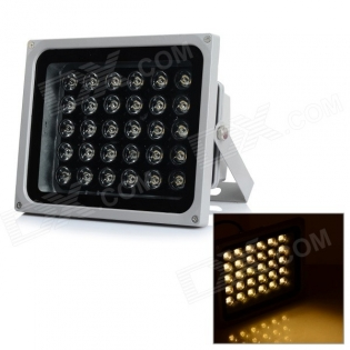 enlarge LED spotlight JR-LED 30W 3000lm 3200K 30-LED waterproof