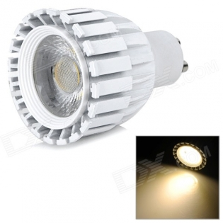 enlarge LED bulb JR-LED GU10 8W 390lm 3000K COB LED