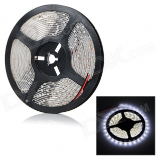 enlarge LED White Light Strip Waterproof 50W 2000lm 6500K 300-SMD 3528 LED