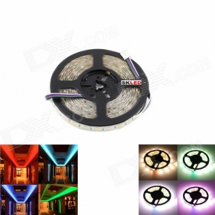 enlarge Waterproof RGB LED Strip 72W 4300lm 3000K 300x 5050 SMD