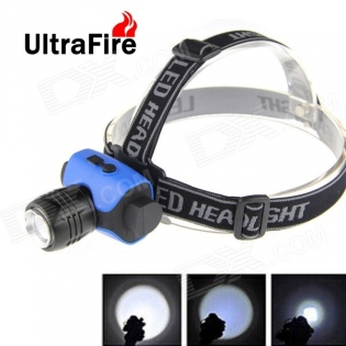 enlarge LED headlamp UltraFire LZZ